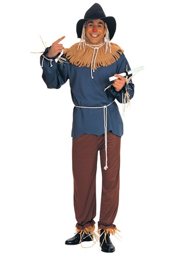 Plus Scarecrow Costume