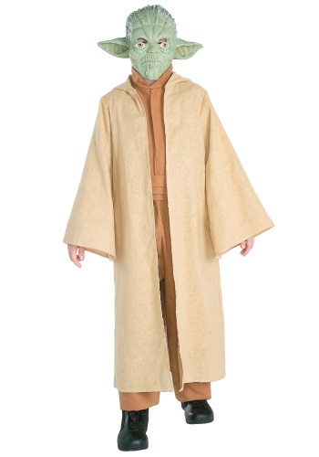 Deluxe Childrens Yoda Costume