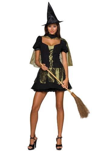 Sexy Wicked Witch of the West Costume